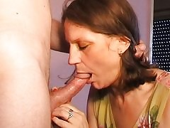 party porn : wife fucks huge cock