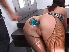 free Phoenix Marie : mature anal fisting