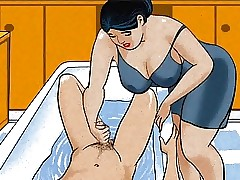 cartoon porn : amateur mature pussy