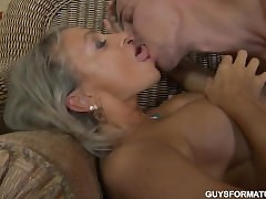 russian porn : mature wife anal